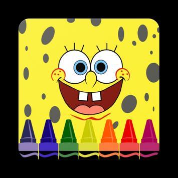 How to Draw Sponge Bob Easy Step apk screenshot