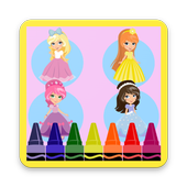 How to Draw Princess Step by Step icon