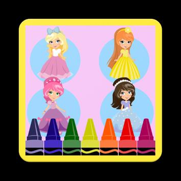 How to Draw Princess Step by Step apk screenshot