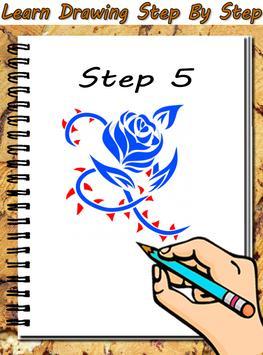 How To Draw Tatouage For Free screenshot 1