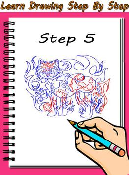 How To Draw Tattoos Design apk screenshot
