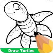 How To Draw Turtles icon