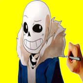 How To Draw Undertale icon