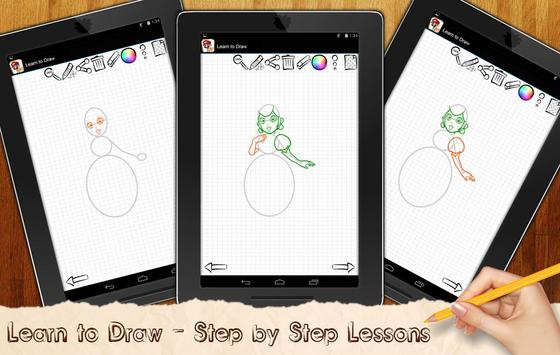 Learn to Draw Super Mario apk screenshot