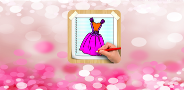 How To Draw Dresses