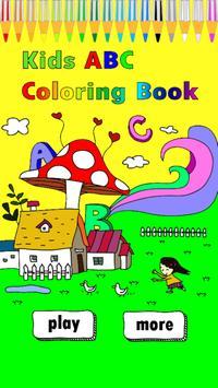 Coloring Book For Kids ABC Apk Screenshot