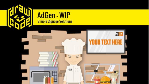 AdGen Player apk screenshot