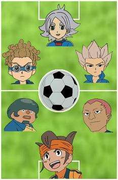 How to draw Inazuma Eleven poster