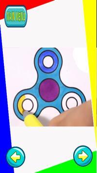 Draw a Spinner apk screenshot