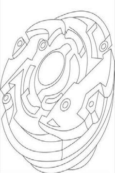 How To Draw Beyblade apk screenshot