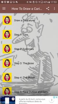 How To Draw a Caricature screenshot 1