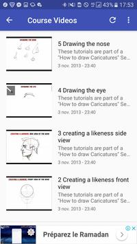 How To Draw a Caricature screenshot 2
