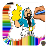Clash Royale Coloring आइकन