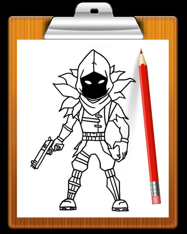 Dibujos De Fortnite El Cuervo | Fortnite V Bucks Hack For Xbox 1
