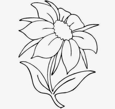 Draw Flower Ideas apk screenshot