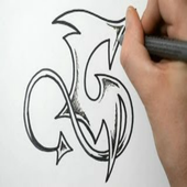 How To Draw Graffiti icon