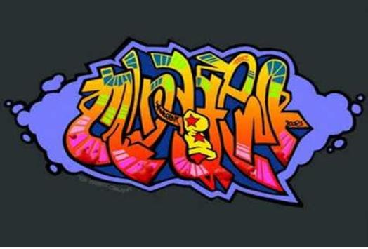 Draw Graffiti Letters screenshot 9