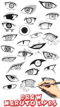 Draw Anime tutorials apk screenshot