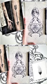 Draw Tattoo screenshot 2