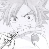 How To Draw Fairy Tail Characters icon