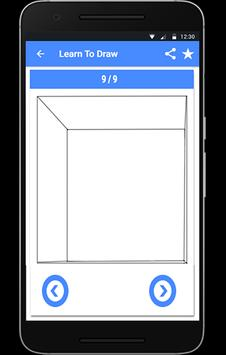 How to Draw 3D screenshot 6