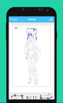 Learn How To Draw Inuyasha apk screenshot