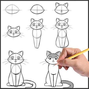 DIY Drawing Tutorial apk screenshot
