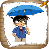How to Draw Detective Conan Characters icon