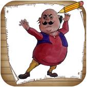 How To Draw Motu Patlu Characters Apk Download Free Education App