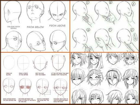 Drawing Anime Step By Steps For Android Apk Download