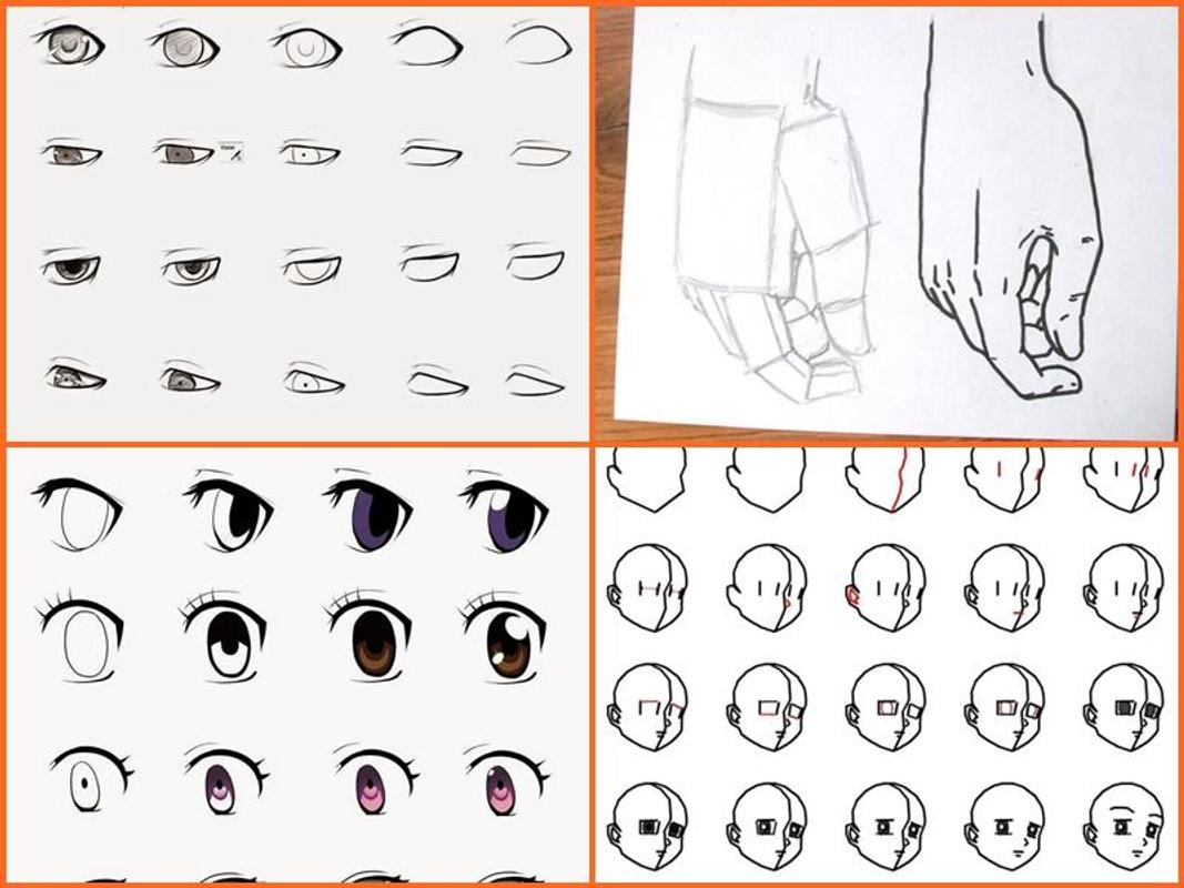 how to draw kpop step by step
