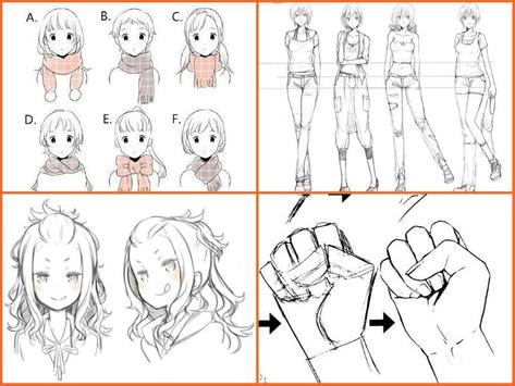Anime How To Draw Step By Step