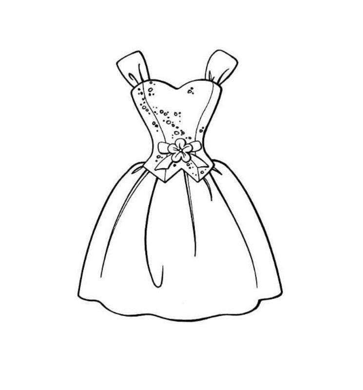 Drawing Beautiful Dresses für Android - APK herunterladen