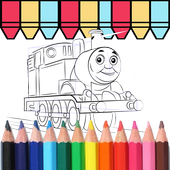 Learn to Draw Thomas And Friends icon