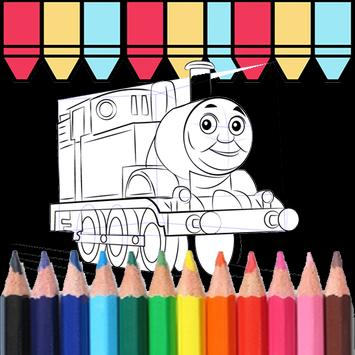 Learn to Draw Thomas And Friends poster