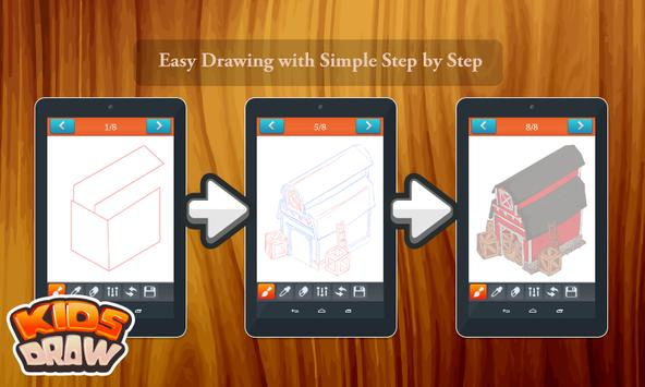 Learn to Draw Farm's Animal poster
