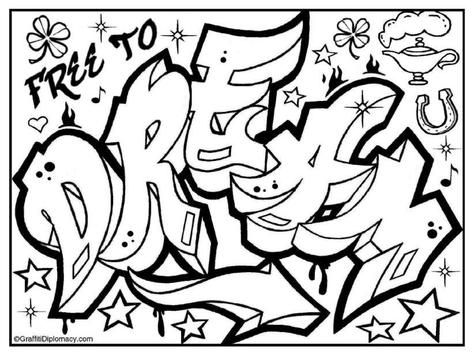 Drawing Graffiti for Beginners screenshot 2