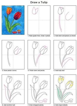 Drawing Lesson for Kids screenshot 3