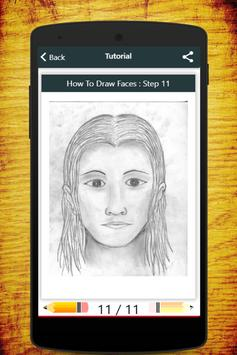 How To Draw Faces screenshot 3