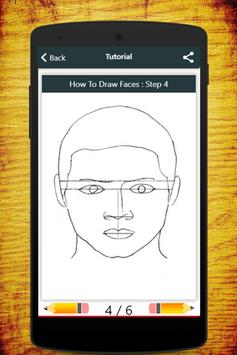 How To Draw Faces screenshot 11