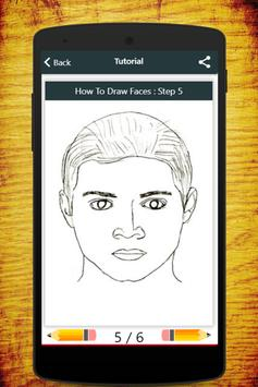How To Draw Faces screenshot 12