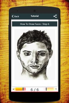 How To Draw Faces screenshot 6