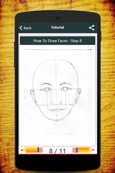 How To Draw Faces screenshot 8