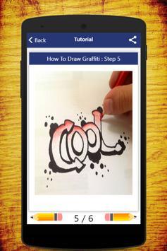 How To Draw Graffiti screenshot 11