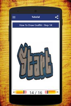 How To Draw Graffiti screenshot 16