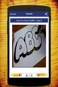 How To Draw Graffiti screenshot 19