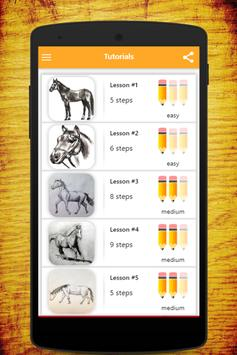 How To Draw Horses screenshot 14