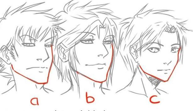 Drawing Anime Boy Idea - for Beginner screenshot 3