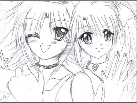 Drawing Manga Comics apk screenshot