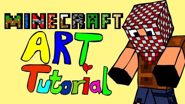 Drawing Minecraft Characters Tutorial screenshot 1
